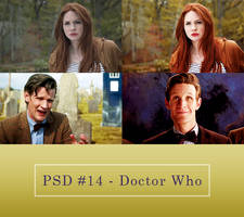 Psd #14 - Doctor Who