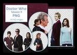 Doctor Who Season 9 PNG Pack