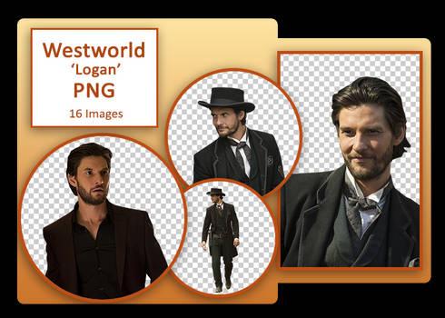 Westworld PNG Pack - 'Logan'