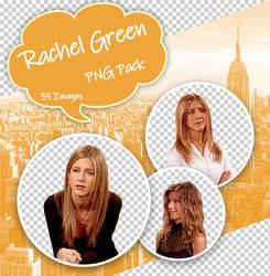 Rachel Green PNG Pack