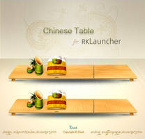 Chinese Table Dock - RK