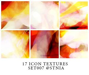 icon textures set007 by Sintonia