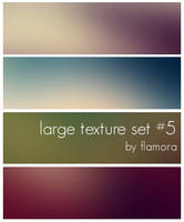 Large Texture Set Five. by flamora