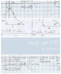 Stock Set Twelve. by flamora