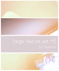 Texture Set Eight. by flamora