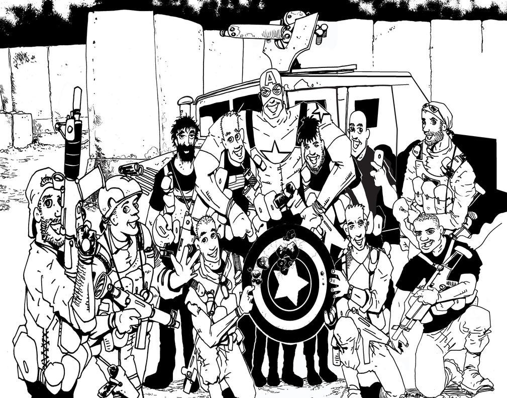 The Captain of Kandahar by TonyBourne
