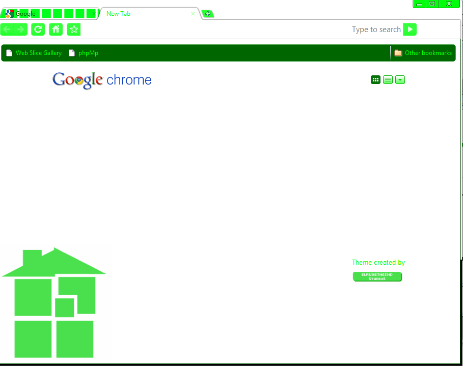 SBURB Chrome Theme by elrunethe2nd