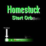 Homestuck Start Orb Beta