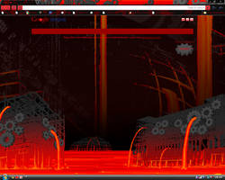 Clockwork Chrome Theme by elrunethe2nd