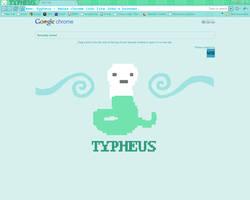 Typheus Chrome Skin by elrunethe2nd