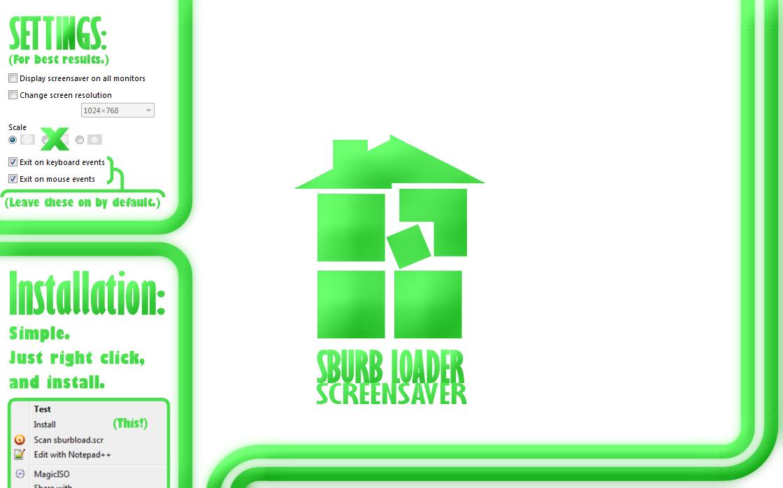 SBURB Loader Screensaver by elrunethe2nd on DeviantArt