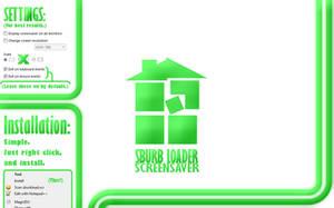 SBURB Loader Screensaver by elrunethe2nd