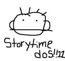Story Time with Joe Joe 2 by silverpawindustries