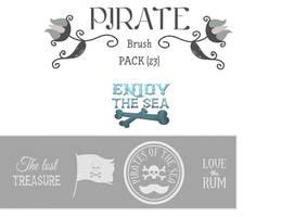 PS Pirate Brush (23) by Yoshi-Akira