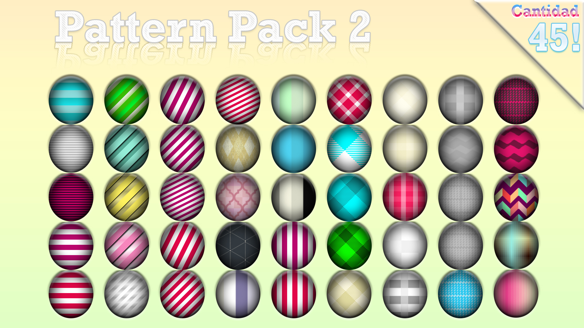 PS  Pattern Pack 2  [45]