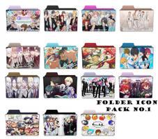 Folder iCON Pack No.1 by KizunaYui-Studios