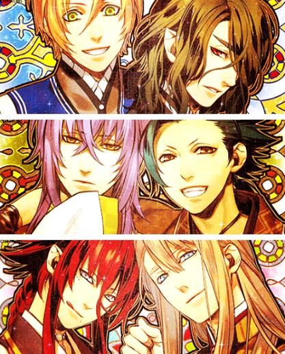 *UPDATED* Kamigami no Asobi Icons by KizunaYui-Studios