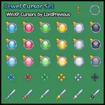 Jewel Cursor Set