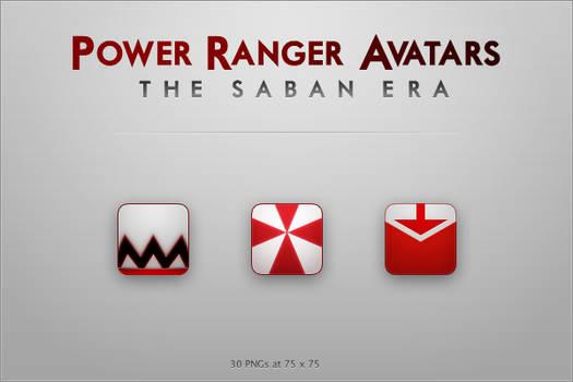 PR Avatars - Saban Era