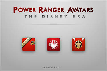 PR Avatars - The Disney Era
