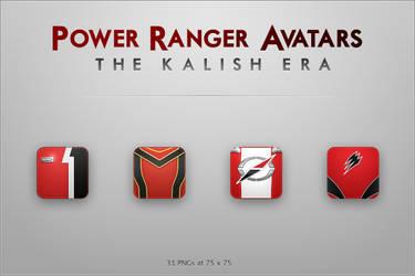 PR Avatars - The Kalish Era