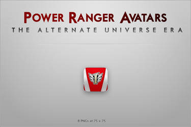 PR Avatars - The Alternate Universe Era