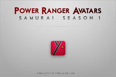 PR Avatars: Samurai