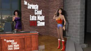 Wonder Woman MSR-028a GIF