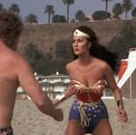 Wonder Woman Fighting 01 GIF