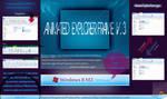 Animated ExplorerFrame V.3 by andreascy
