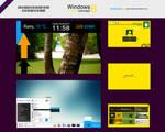 Windows 8 Metro concept