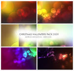 Christmas wallpapers pack 2009