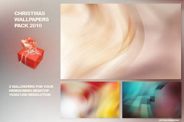 Christmas wallpapers pack 2010