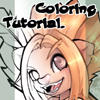 Fuchi's coloring tutorial by theotherfuchikoma