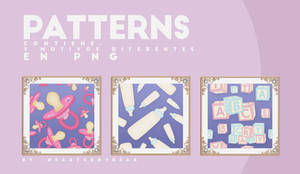 PACK / BABY PATTERNS