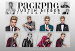 PACK PNG 004 | JUSTIN BIEBER