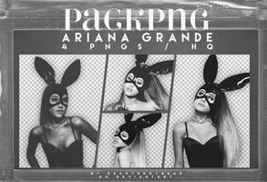 PACK PNG 009 | ARIANA GRANDE