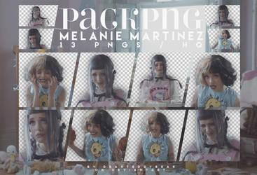 PACK PNG O11   MELANIE MARTINEZ by DearTeddybear
