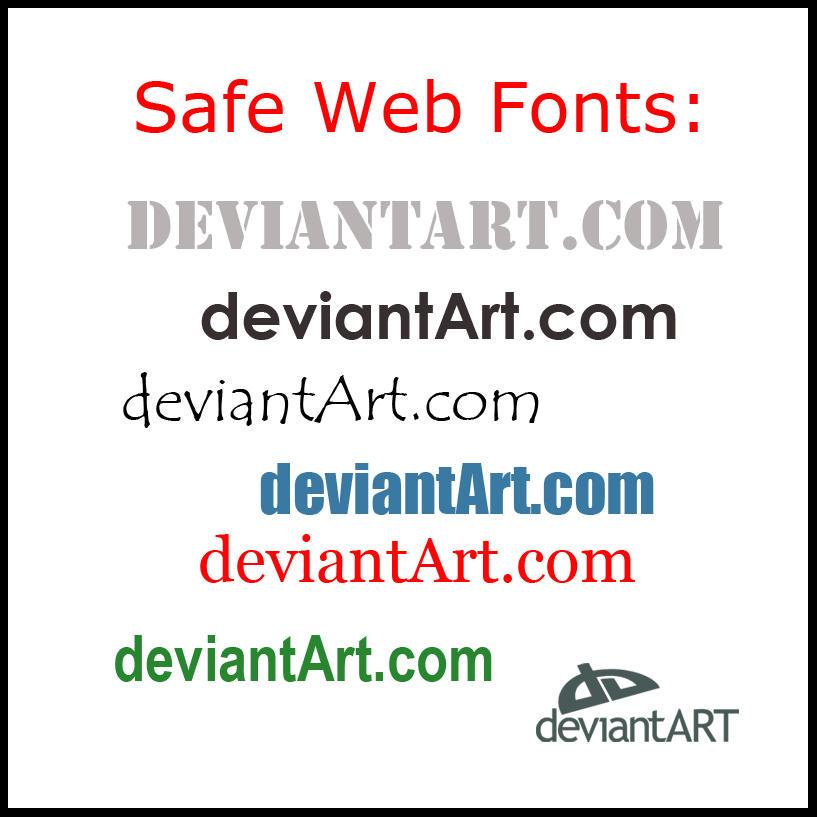 All fonts for dA by mik-68 on DeviantArt