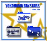 Yokohama BayStars Folder Icon