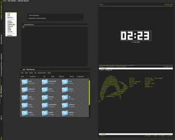 deviant2 Fluxbox style by PhrA0k