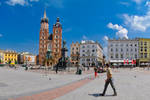 Main Square - Cracow 360 PANORAMA