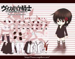 Vampire Knight flash mini game