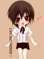 VK - Little Kaname PC Mascot by Sagakure