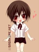 VK - Little Kaname PC Mascot by Sagakure
