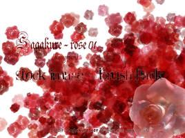 Rose 01 - Stock pack + brushes