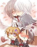 Yuuki dreams of yaoi... by Sagakure