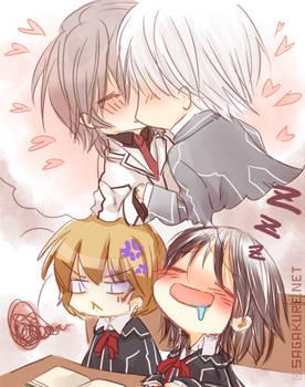 Yuuki dreams of yaoi...