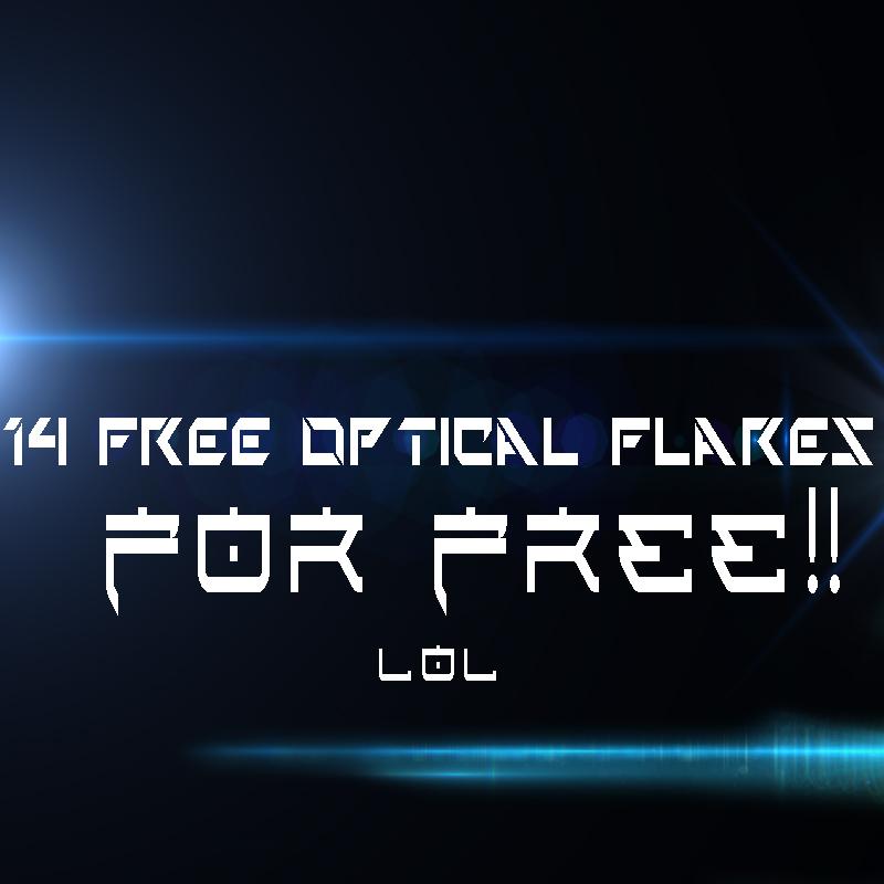 Optical Flare Transparent 14 Free Optical Flares