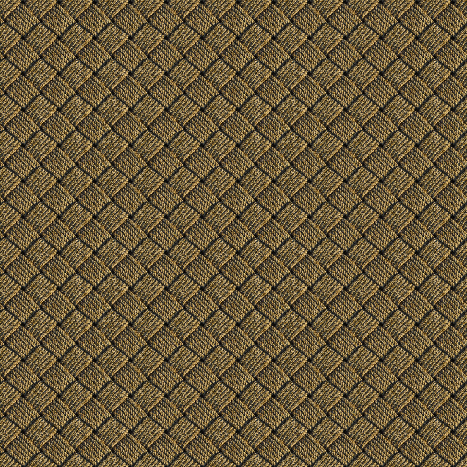 Rope Texture Pattern